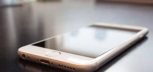 iPhone als Vertreter eines Smartphones, Bild: CC0