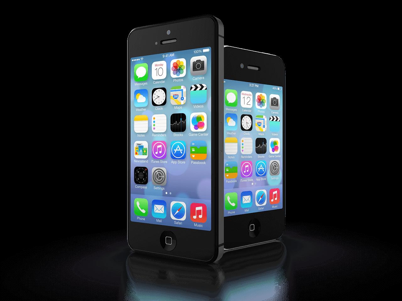 Smartphone, Geschenk